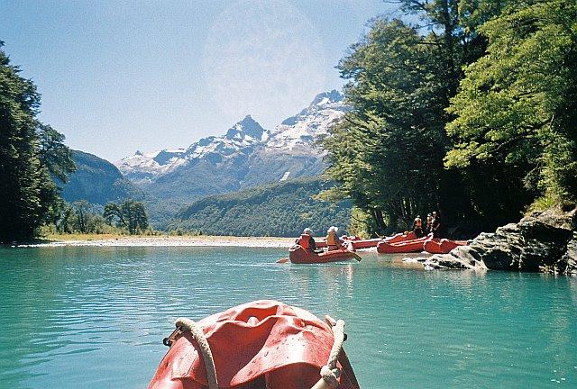 Amazing New Zealand 4 Weeks